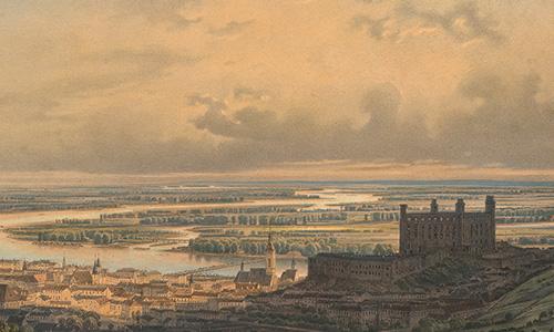 Mesto v krajine